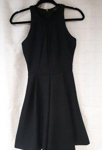 Armani Exchange,  skater dress, Black, size 0